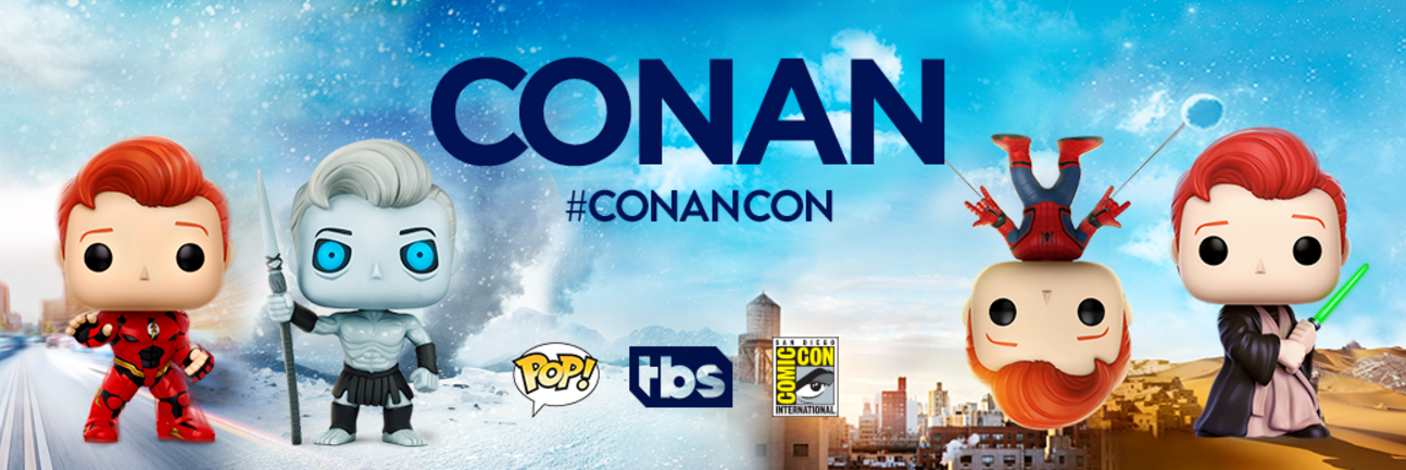 SweetiesSweeps.com has your Conan Pop instant win game code. Use it for your chance to win a licensed Conan Pop! Figure