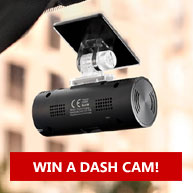 Enter to win a Thinkware Dash Cam