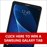 Win a Galaxy Tab