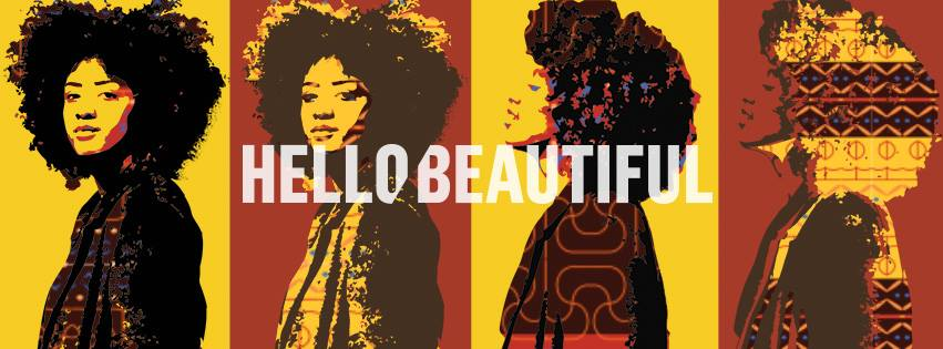 Visit the HELLO BEAUTIFUL Facebook page and participate in their Facebook Live video parties for your chance to win prize.