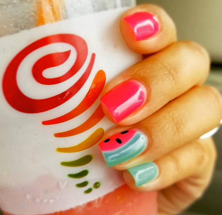 Share a photo of your favorite summer smoothie for your chance to win prizes from Jamba Juice #iJamba