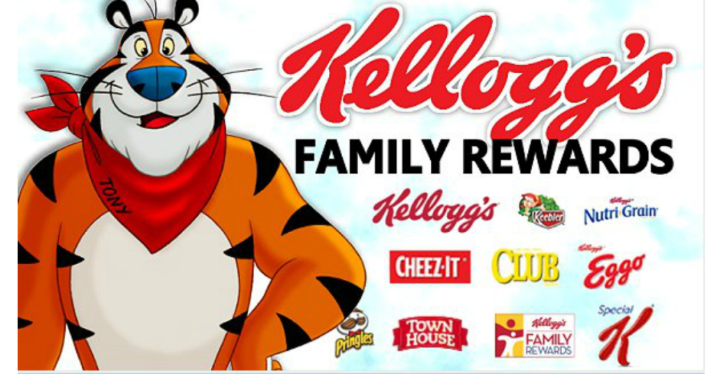 Buy specially marked Kellogg's product and enter the KFR code for your chance to win 1 of 220 cash prizes in theKellogg's Best Seats in the House Sweepstakes