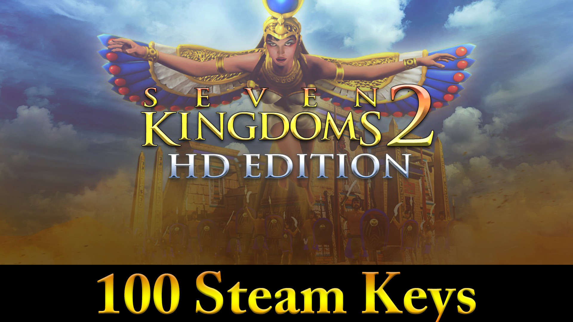 *Ready Seven Kingdoms 2 HD Gamers Giveaway