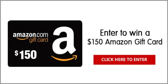 Enter for your chance to win a FREE $150 Amazon Gift Card at http://mommamoneysense.com/contest-free-amazon-gift-card