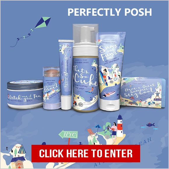 Click Here for your chance to win a Posh Summer Store bundle worth $149