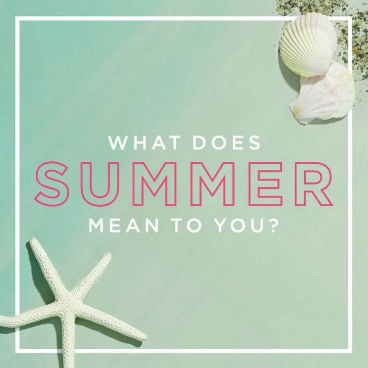 What does summer mean to you? Poolside barbecues? Bestie road trips? Making friends at camp? Whether it's a day at the beach or summer vacation, we want to know. Share your favorite summer photo and you could win big from Shutterfly! Please make sure your Instagram and Twitter accounts are public to qualify.