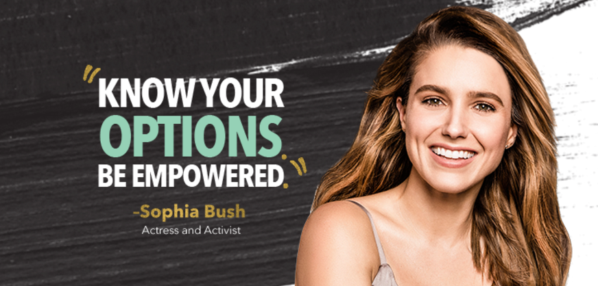 Enter to win a chance to meet Sophia Bush in New York City or a $1,000 SpaFinder.com gift card!