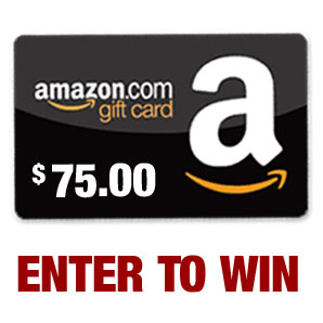 Enter for your chance to win a $75 Amazon gift card from Krowd Space.