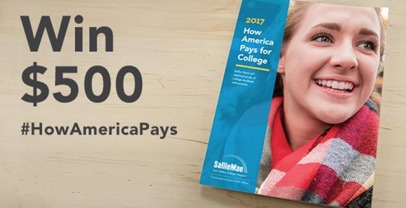 How America Pays for College Contest
