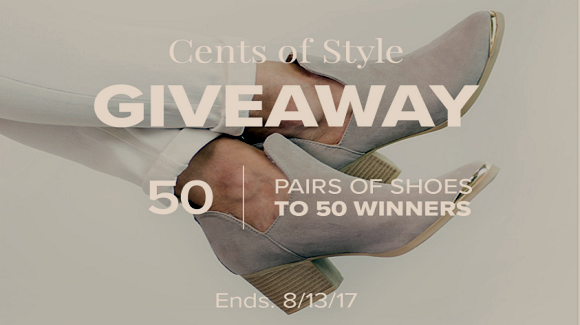 Jane.com Cents of Style Shoes Giveaway