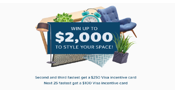 Quicken Loans The Style Your Space Quikly Sweepstakes