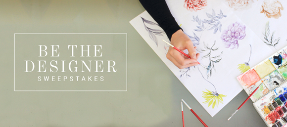 Soma's Be the Designer Sweepstakes
