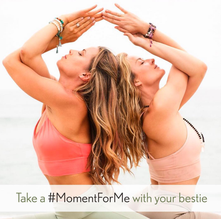 Aveeno wants to send you and a bestie on a weekend retreat with wellness expertsSophie Jaffe andCaley Alyssa