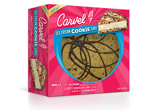 Southern Family Fun has a total of 3 Carvel Chocolate Chip Cookie Ice Cream Cake Vouchers along with some Free Carvel Swag.