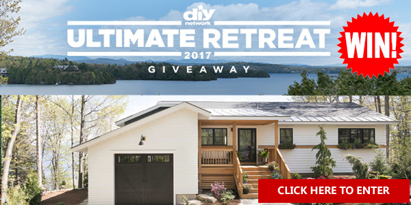 Diy Network 39 S Ultimate Retreat Giveaway Sweepstakes 9 27