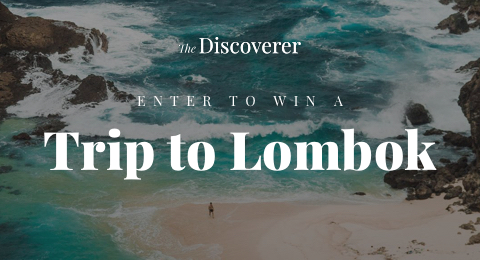 Enter for your chance to win a trip to Lombok, an Island in Indonesia. Dreaming of a tropical vacation? Look no further than Lombok, a hidden paradise in Indonesia. Enter to win the trip of a lifetime to this remote island.