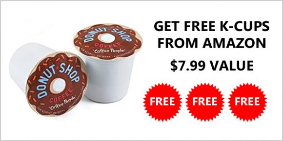 Get Free Kcups coffee pods