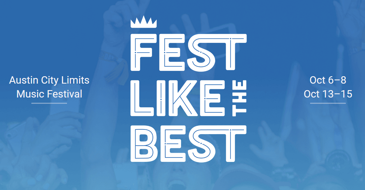 Enter theHomeAway Fest like the Best Sweepstakes for your chance to win a trip for fourto the attend the Austin City Limits Music Festival October