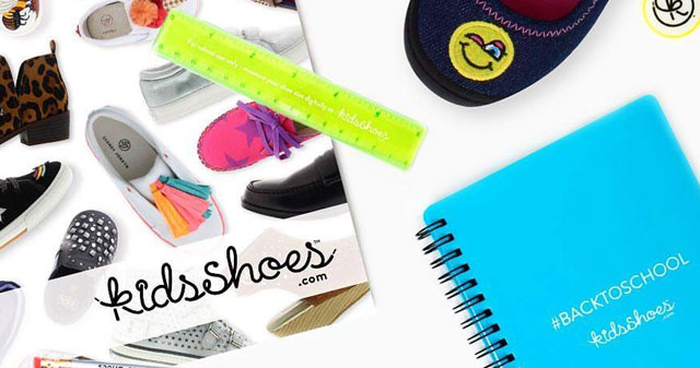Enter for your chance to win pair of children's shoes from KidsShoes.com andMommy Snippets