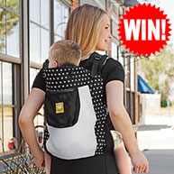 Win a LILLEbaby Carryon