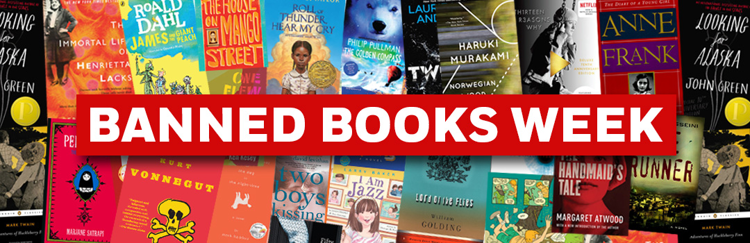 50 WINNERS! Enter for your chance to win a personalized Banned Books Box