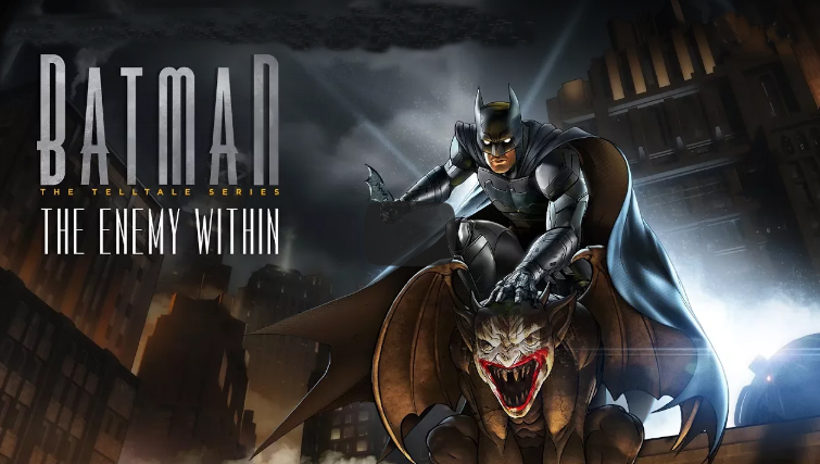 Warner Bros. Interactive Entertainment, DC Comics and Sweeties Sweeps bring you the Batman The Telltale Enemy Within Sweepstakes.