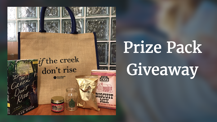 50 WINNERS! Enter Books & Biscuits Southern Giveaway