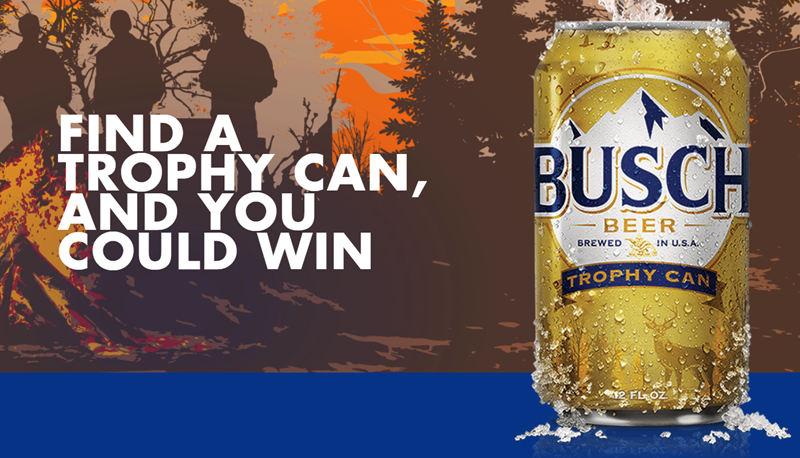 Anheuser Busch Sweepstakes 2019