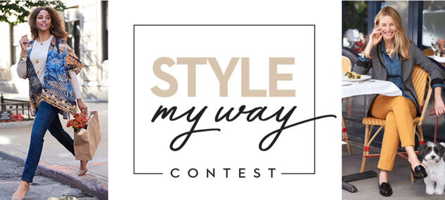 Chico's Style My Way Contest