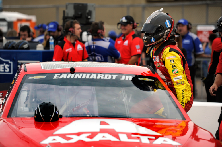 Enter to winDale Earnhardt Jr's 2017 Axalta Fire Suit from NASCAR and Motorsports
