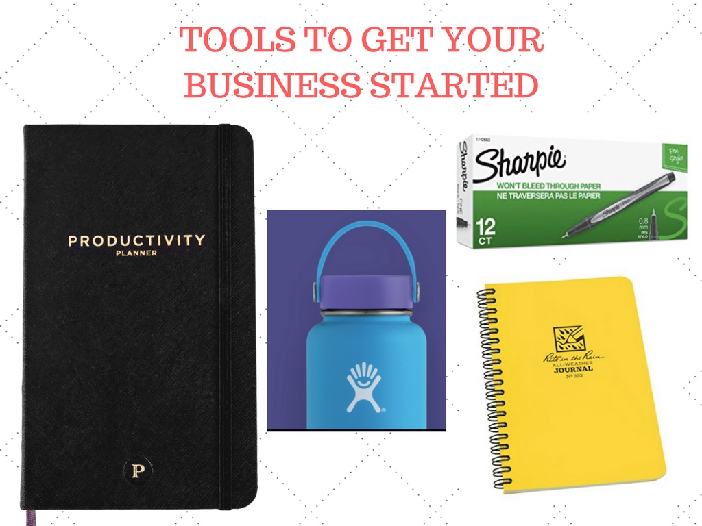 Enter for your chance to win  a $100 Entrepreneur Starter Pack to help you get started with your own business.