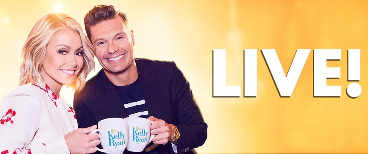 Follow LIVE's Kelly & Ryan on Twitter on September 21st for your chance to win your share of 500 prizes!