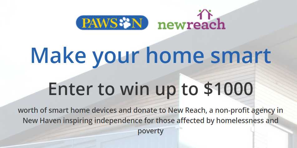 Enter to win up to $1,000worth of smart home devices