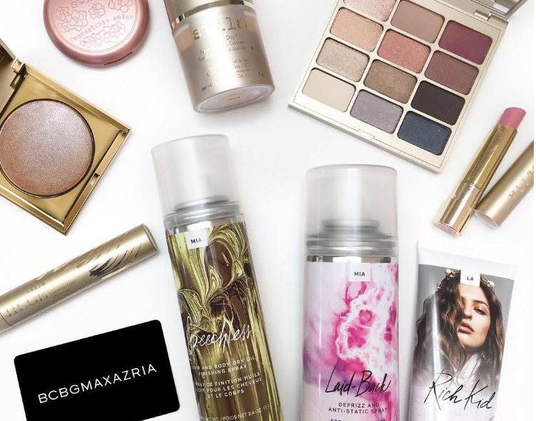Enter for your chance to win 1 of 2 $500 Prizes from IGK Hair, Stila Cosmetics andBCBGMAXAZRIA