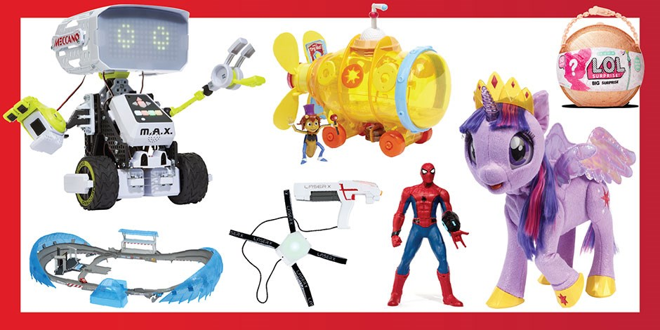 Enter for your chance to win everything on Target's 2017 Top Toy Holiday List