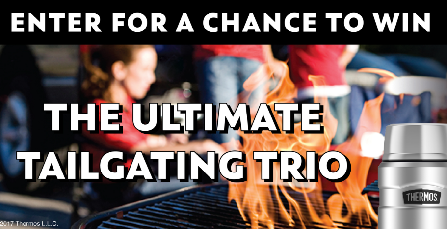 Thermos Tailgating Sweepstakes
