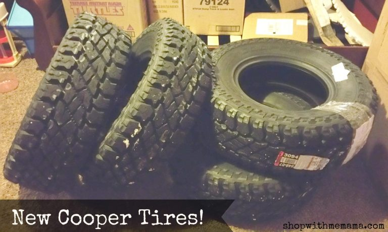 Win Free Cooper Tires