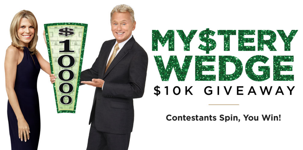 Join the Wheel Watchers Club or log in to keep your SPIN ID active. Check the WOF site weekdays to see if you won $10,000 in cash! 5 Winners each week will win