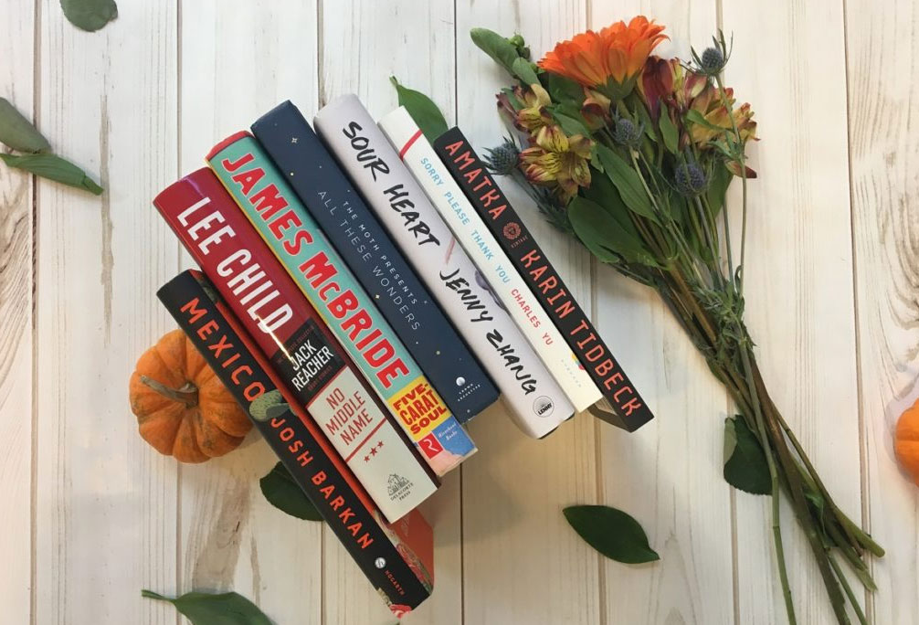 Enter theRead It Forward Season of Stories Giveaway for your chance to win 1 of 25 book bundles