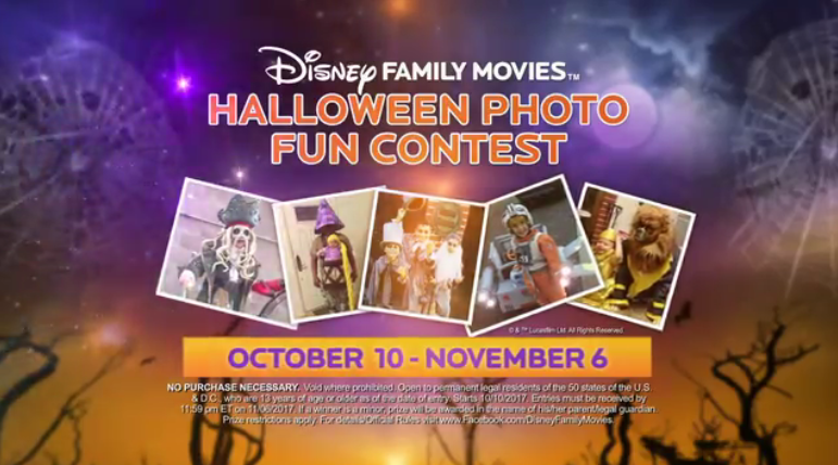 Submit your Disney-inspired costume photos for your chance to win a $100 Disney gift card
