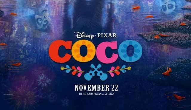 Enter for your chance to win a trip to Los Angeles to attend the premiere of Disney's Coco