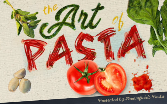 Dreamfield Art of Pasta Sweepstakes