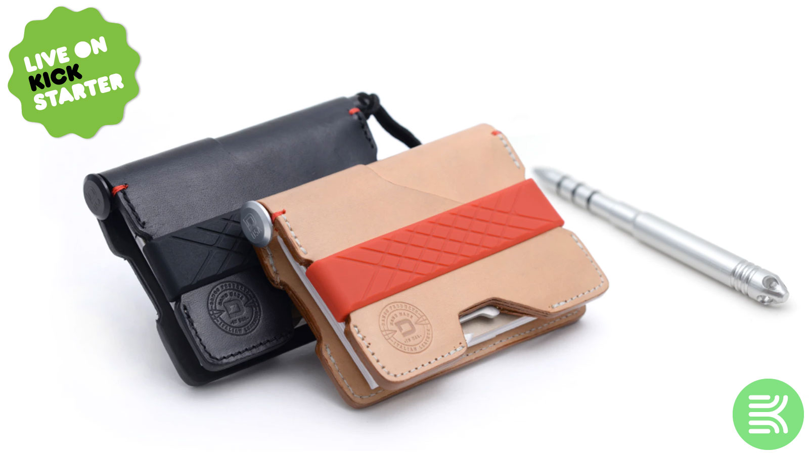 Enter to win a Dango T01 Tactical Wallet + Tether + Extra Band worth over $110