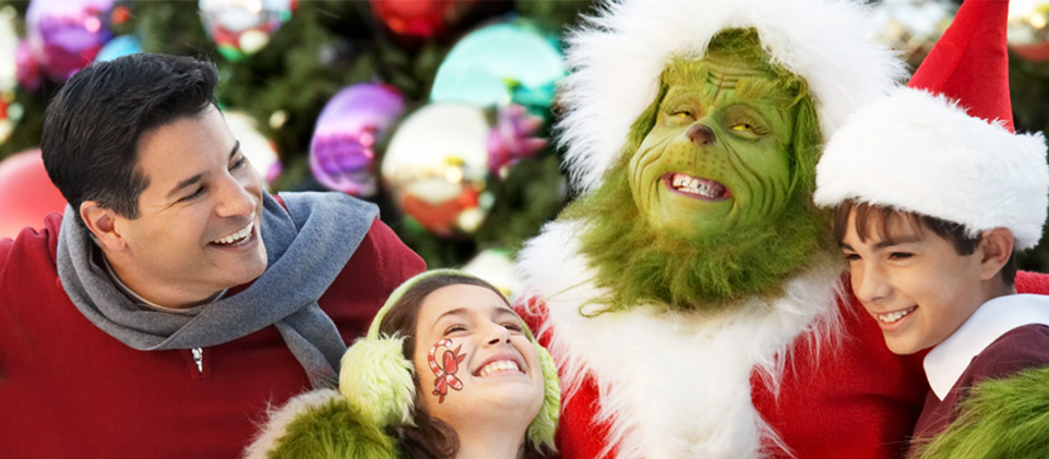 You could win a holiday getaway for four to celebrate the season at Universal Orlando Resort featuring Christmas in The Wizarding World of Harry Potter, an all-new parade, Grinchmas and more!