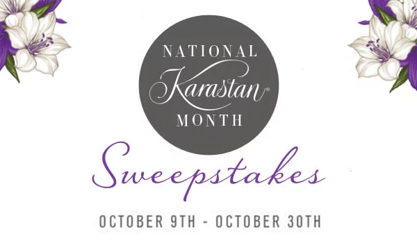 Enter theNational Karastan Month Sweepstakes for your chance to win a new rug