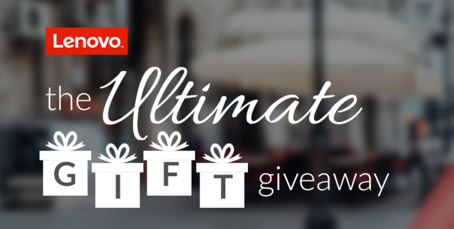 Play for a chance to INSTANTLY WIN great Lenovo® prizes.