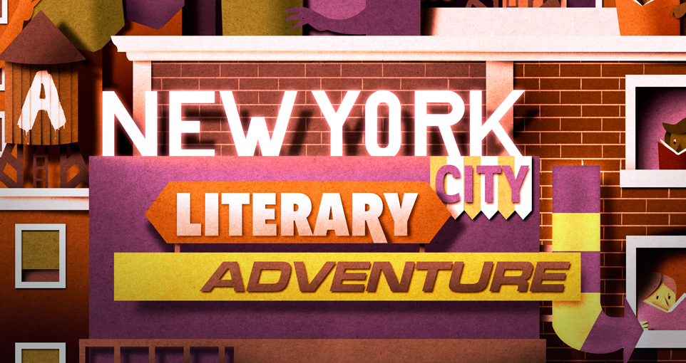 Enter to Win a New York City Literary Adventure trip fromRead It Forward