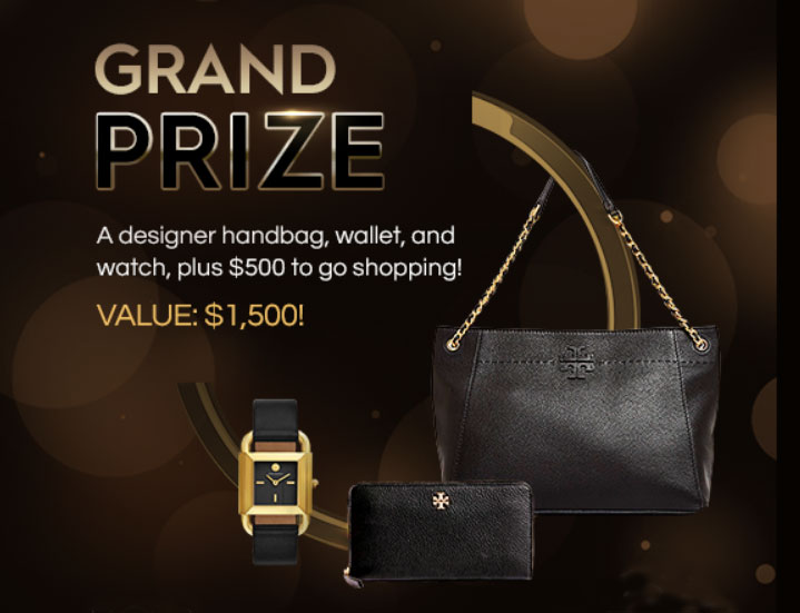 Who wants this designer bag? Like and then Enter here