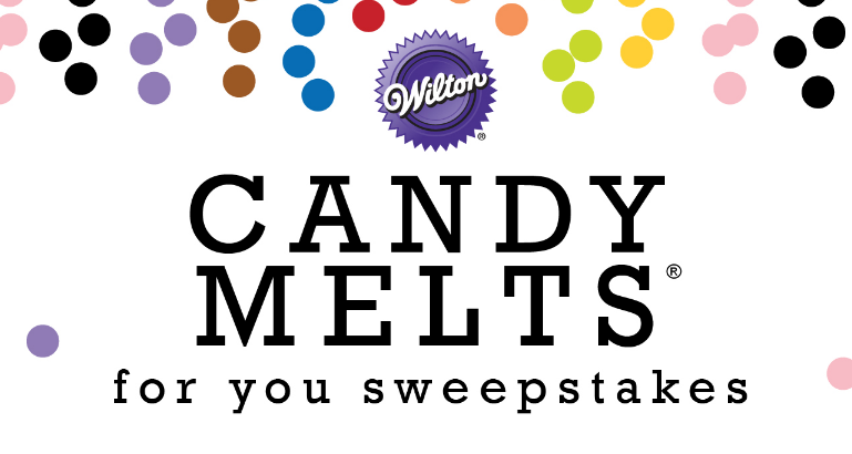 Upload your Wilton Candy Melts project for your chance to win $100, $500 or even $5,000 in cash.