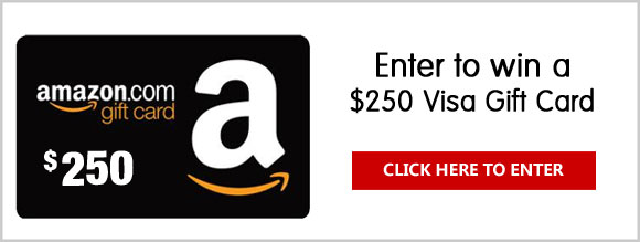 Enter to win a $250 Amazon gift card in Amazon Restaurants Kitchen Klutz Sweepstakes